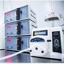 对药材、提取物、制剂均建立了标准指纹图谱,确保产品均一、稳定、有效。