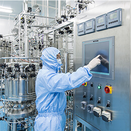 完善的质量控制体系,可保证每一粒产品质量的符合性、均一性、稳定性及有效性。